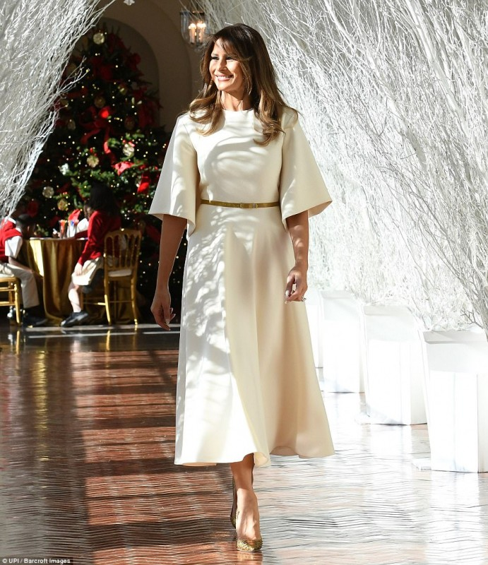 Новогодний Белый дом!