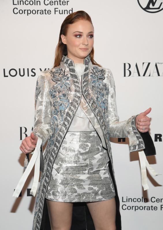 Актрисы на гала-ужине Louis Vuitton