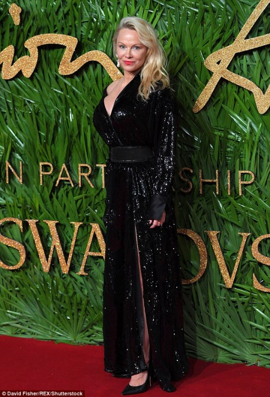 2017 The Fashion Awards. Часть 4