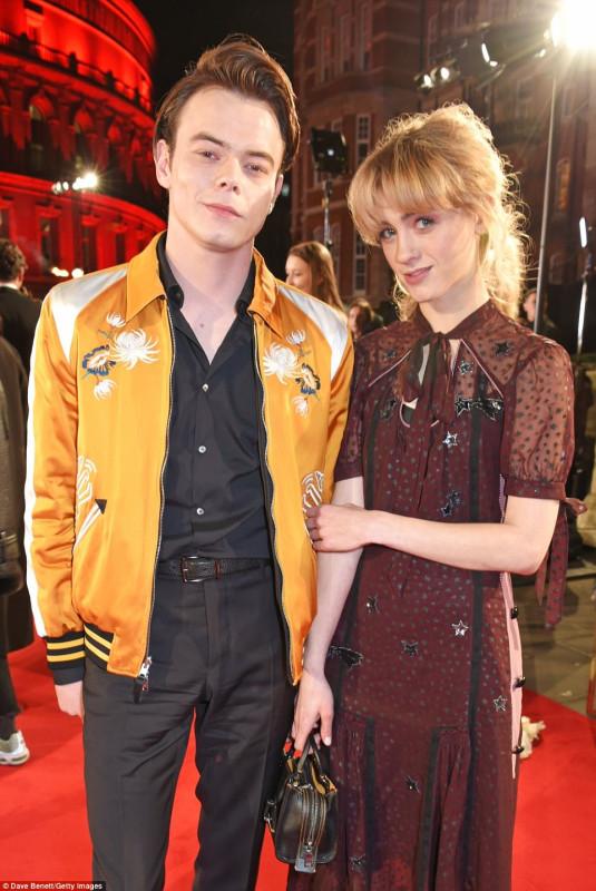 2017 The Fashion Awards. Часть 5