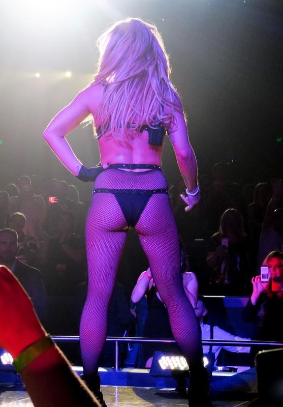 Предновогодний концерт Бритни Спирс