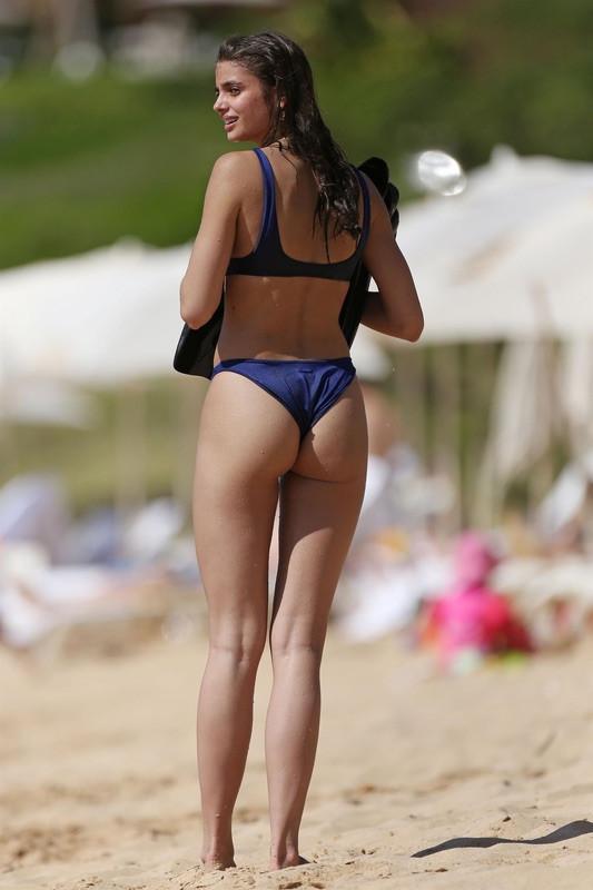 Тейлор Хилл на пляже Тейлор, вторник, время, отдыха, Гавайях