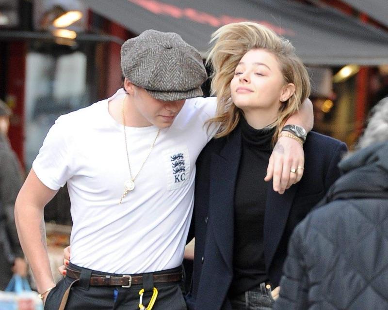 Сладкая парочка в Лондоне
