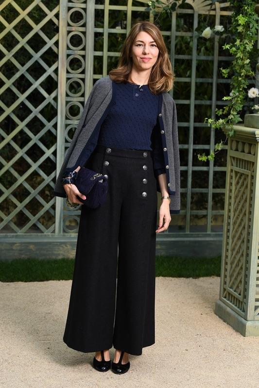 Звезды на модном показе Chanel