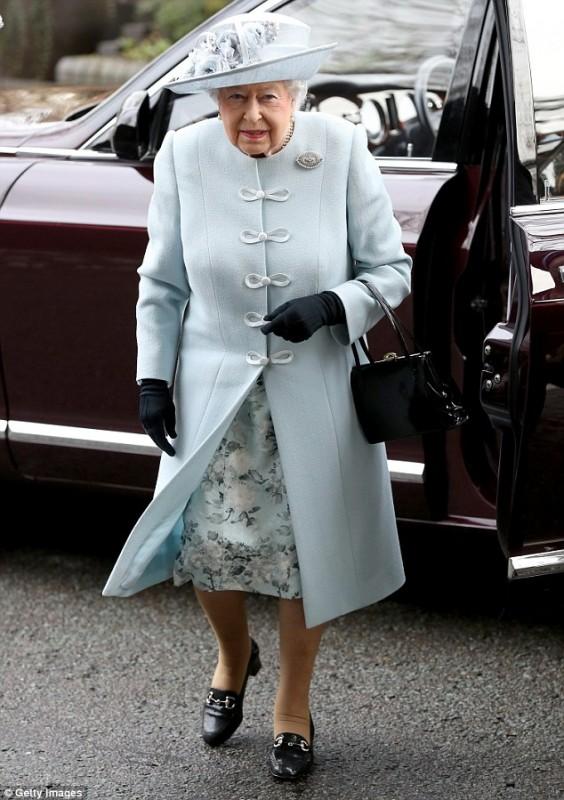 Светская жизнь королевы Елизаветы II