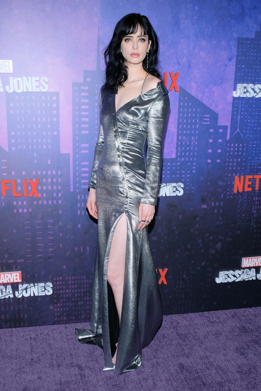"Premiere of the 2nd season of the TV series ""Jessica Jones"""