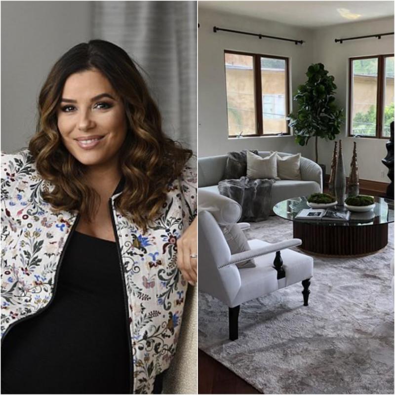 Ева Лонгория продает свой дом в ЛА