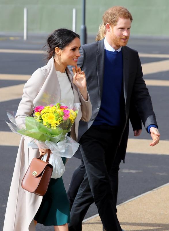 Принц Гарри и Меган Маркл в Северной Ирландии