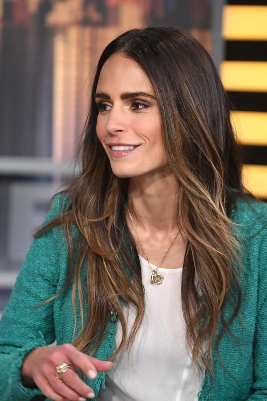 Jordana Brewster in NY