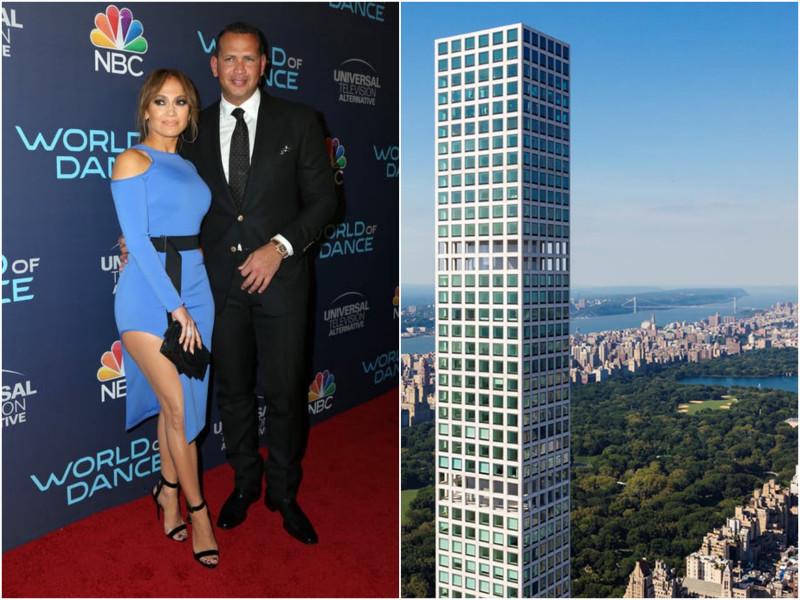 Она хотела бы жить на Манхэттене: новая квартира ДжейЛо