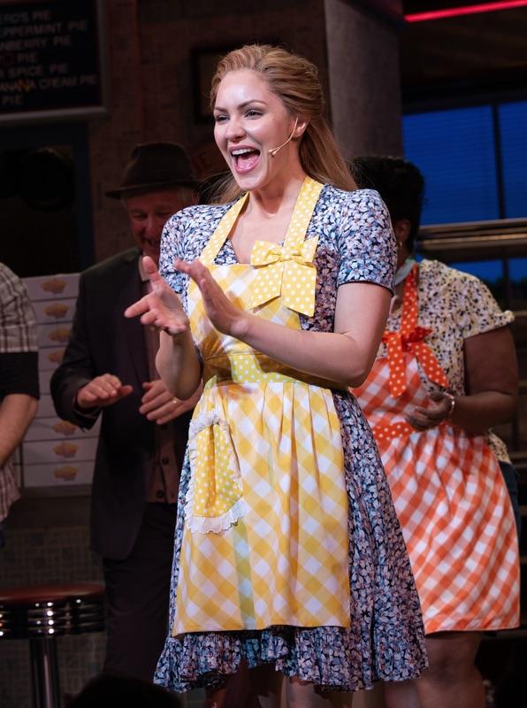 Кэтрин Макфи на Бродвее