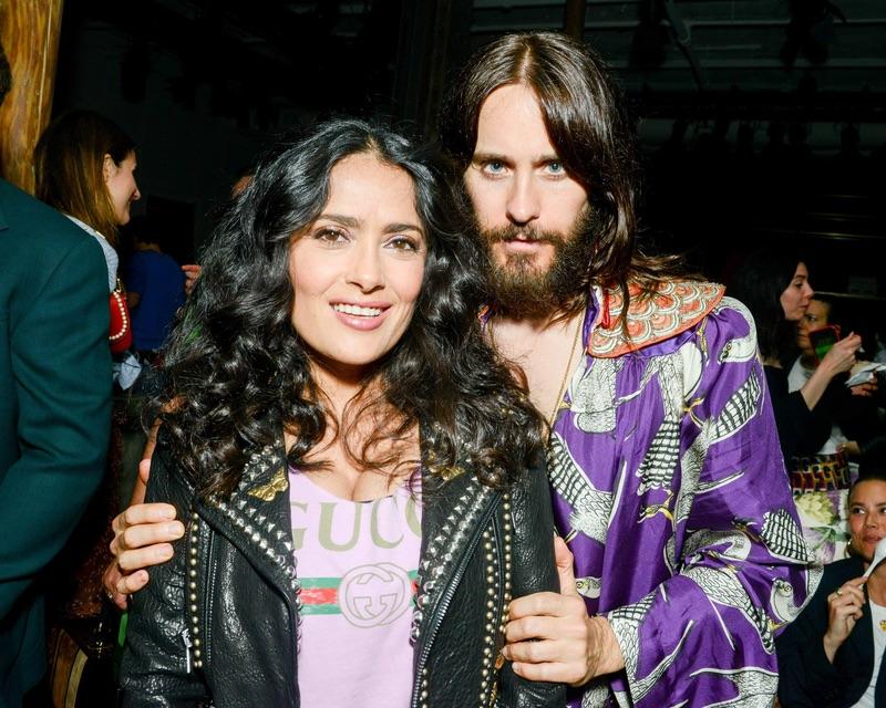 Звезды на открытии бутика Gucci