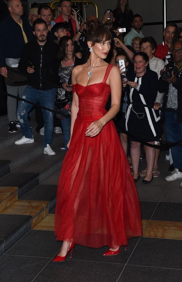 Звезды на вечеринке Dior в Каннах субботу, Хейли, Дайан, Харлоу, Винни, Хадид, Белла, Болдуин, мероприятии, Каннах, гостей, Среди, модный, устроил, которую, вечеринка, состоялась, Крюгер