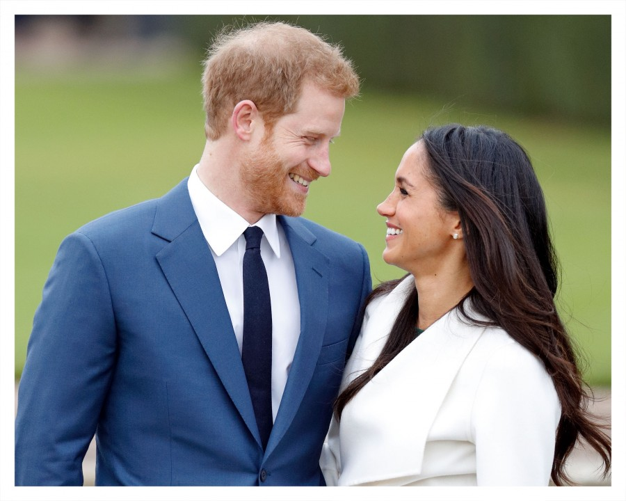 Prince Harry and Megan Markle's wedding - tomorrow!