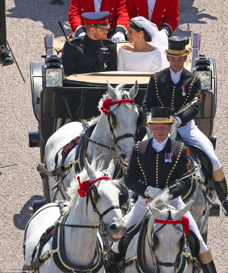 Интересные факты о королевской свадьбе