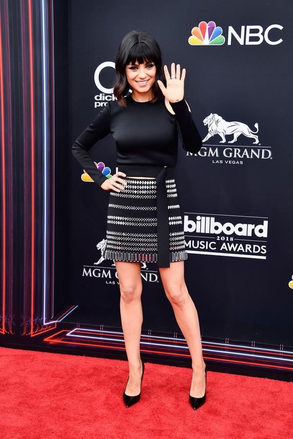 2018 Billboard Music Awards Ловато, Элисон, Кунис, церемонии, Billboard, Music, Awards