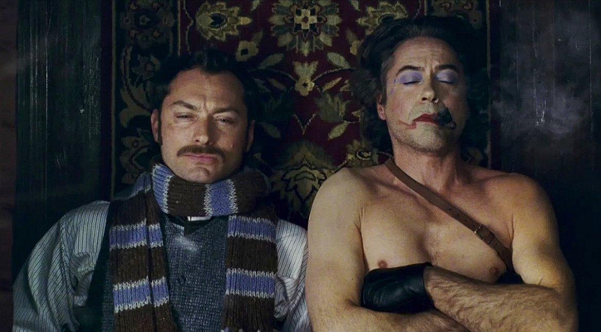 Зрители увидят фильм «Шерлок Холмс 3» в 2020 году