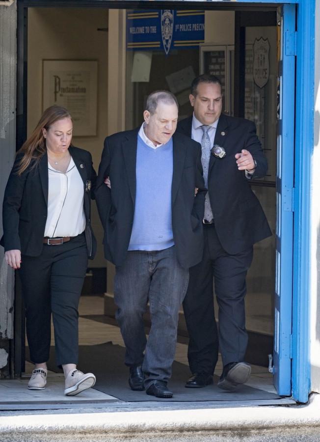 Полиция Нью-Йорка арестовала Харви Вайнштейна
