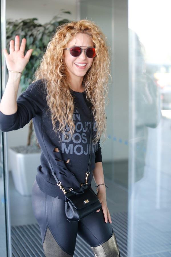 Шакира отправляется в турне