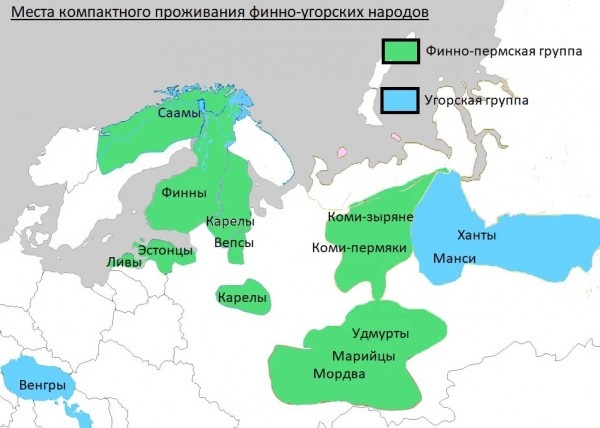 Языки мира: эстонский и финский языки