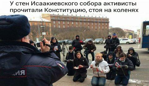 Жителі російського Новосімейкіного помстилися чиновникам селища за погане прибирання снігу, засипавши двері в адміністрацію - Цензор.НЕТ 8270