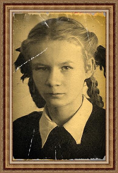 Людмила Дубинина. Ее паспорт на месте катастрофы группы Дятлова не обнаружен. И... она ли это была?