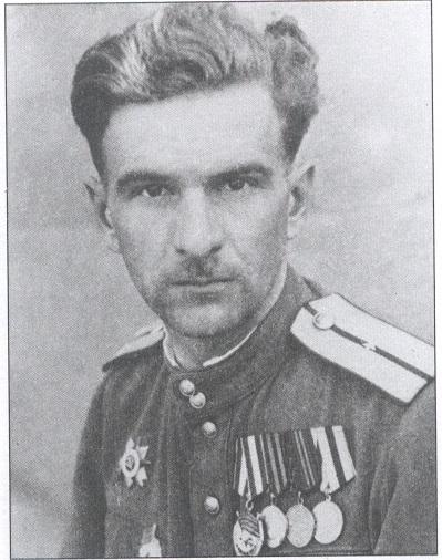 Василий Иванович Темпалов - храбрый офицер во время Великой Отечественной. Фото: Гугл.