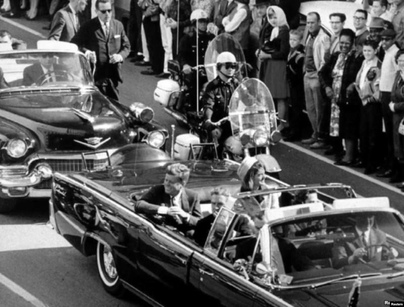 Даллас, ноябрь 1963. Последние безмятежные минуты. Фото: Гугл.