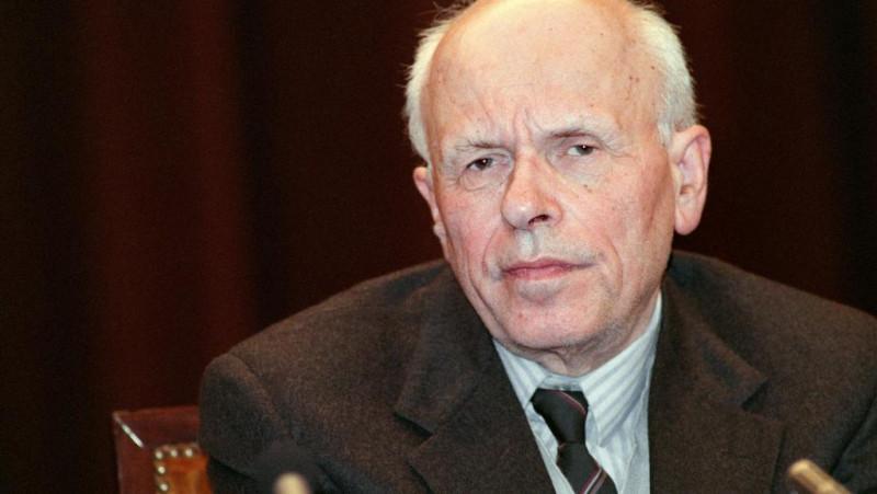 Академик и лауреат Нобелевской премии мира Андрей Дмитриевич Сахаров. Фото: Гугл.