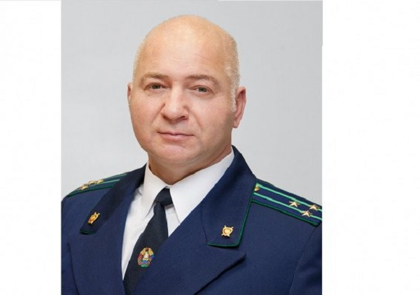 Полковник КГБ Дмитрий Гора стал прокуратором Иудеи. Нет-нет, заместителоем генерального прокурора Республики Беларусь. Фото: Гугл.