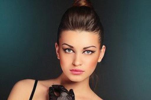 Анна Дурицкая. Просто красавица и фотомодель. Фото: Гугл.