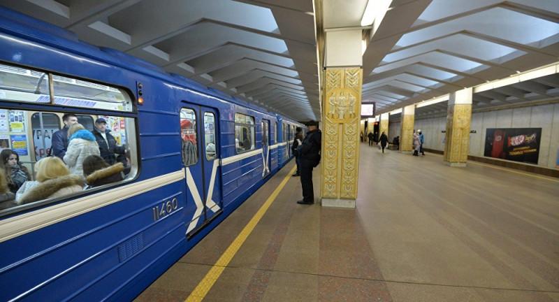 Минское метро. Красиво и... безопасно. Фото: Гугл.
