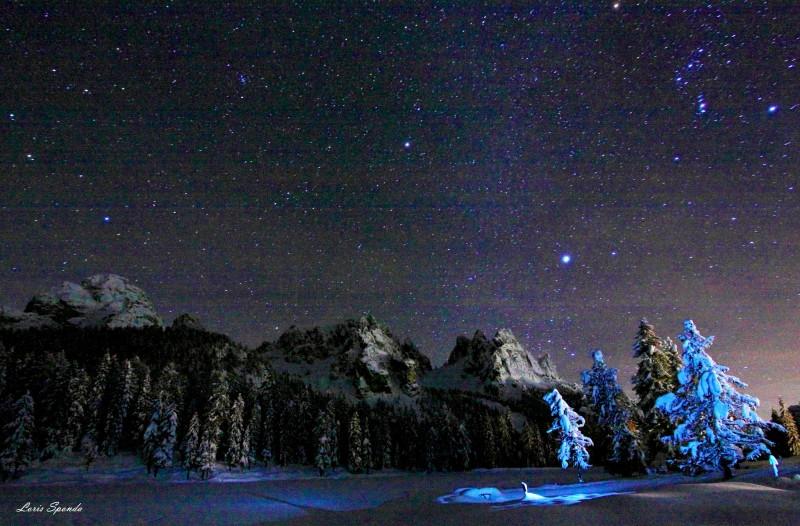 И бесконечный космос вокруг... Фото: Гугл.