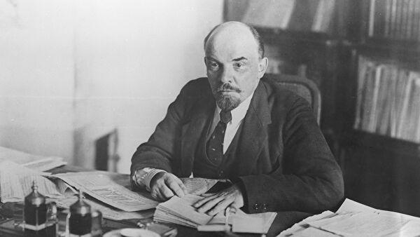Владимир Ильич Ленин нынче отмечает 150-летие. Но завтра. На самом деле. А не сегодня. Фото: Гугл.