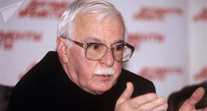 Олег Нечипоренко, полковник и писатель. Фото: Гугл.