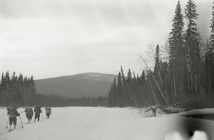 Снимок из дятловского похода. Фото: Гугл.