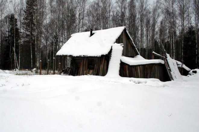Урал, зима, белое безмолвие. Фото: Гугл.