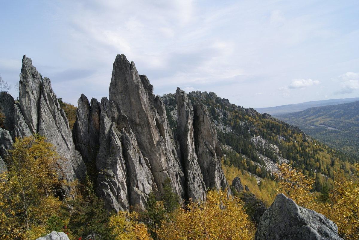 Уральские горы. Красотишша! Фото: Гугл.