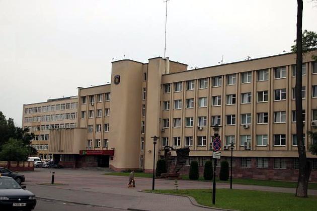 Иллюстративная картинка: на одной из тихих улочек в центре Гродно. Фото: Гугл.