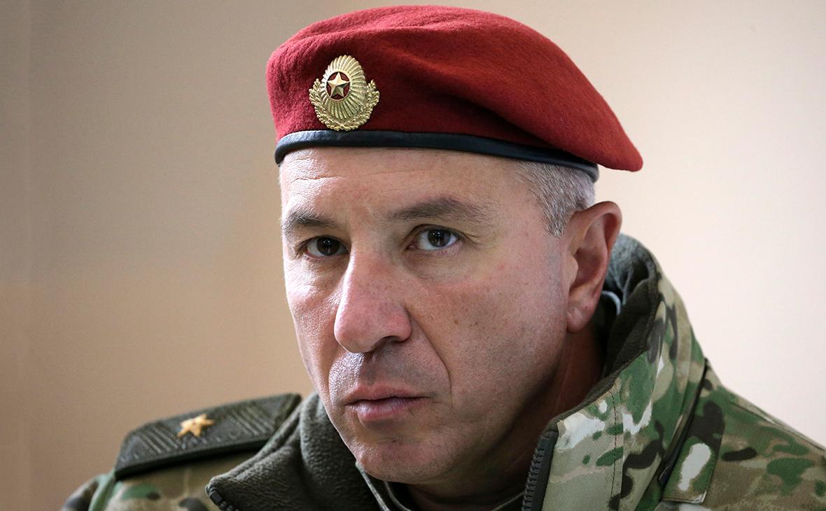 Палач белорусского народа Юрий Караев. Фото: ТАСС.