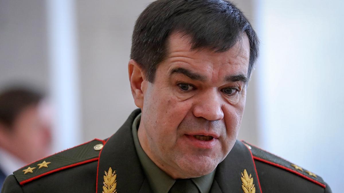 Генерал Вакульчик, с этой недели уже бывший шеф белорусского КГБ. Фото: Гугл.