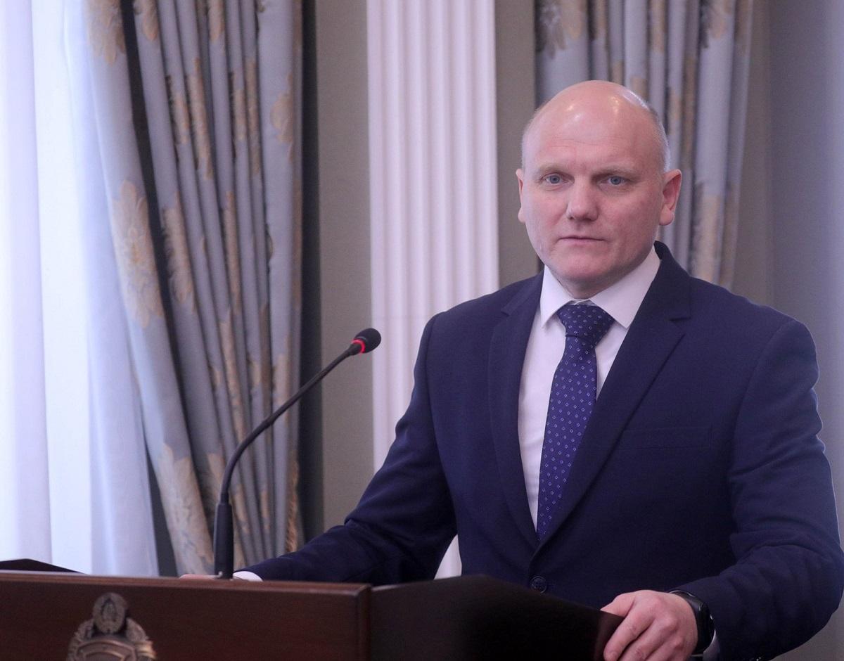 Генерал Тертель, с этой недели новый шеф белорусского КГБ. Фото: Гугл.