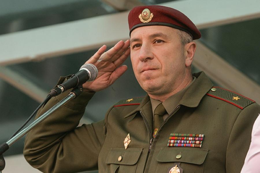 Палач белорусского народа Юрий Караев. Фото: Гугл.