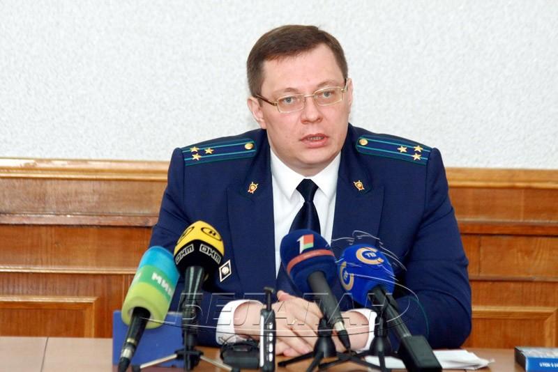 Прокурор Швед в далеком 2011 году. Фото: Гугл.
