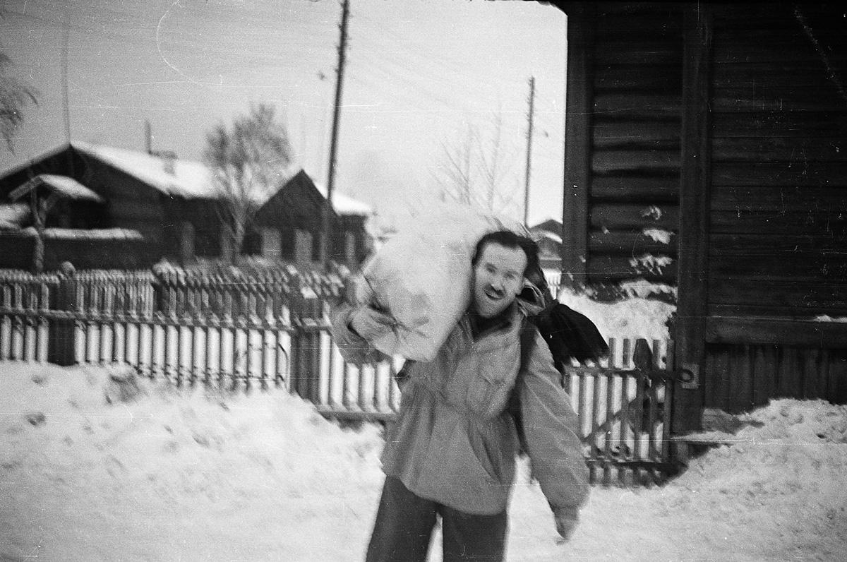 Коммунист, турист и просто физически крепкий человек Семен Золотарев. Фото: Гугл.
