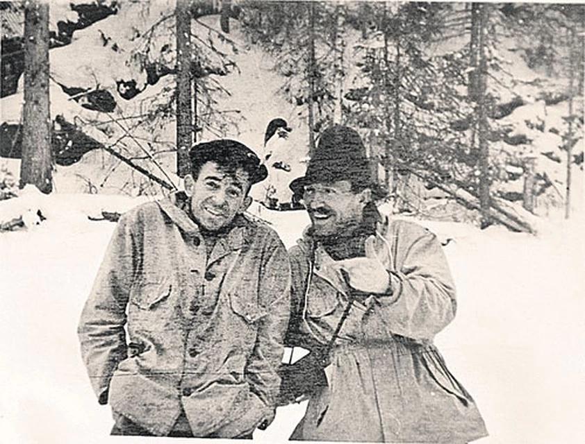 Тибо-Бриньоль и Золотарев. У одного - вопросы с фамилией, у другого - с именем. Фото: Гугл.