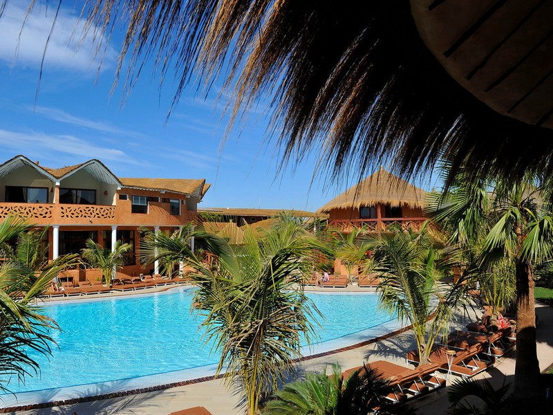 Сенегал, курорт Сали. Эх, хороший снимок. Фото: Гугл.