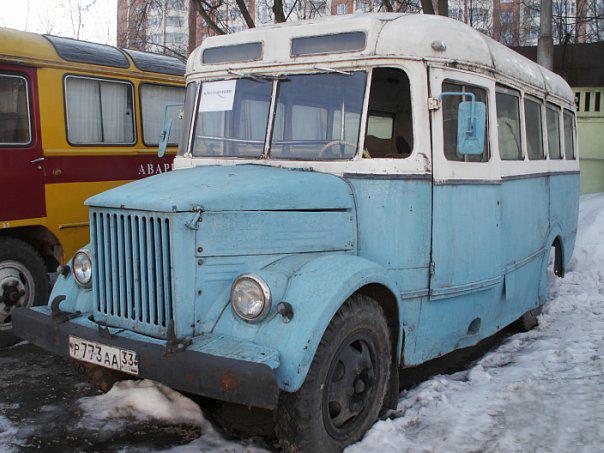 Вот он, народный транспорт. Фото: Гугл.