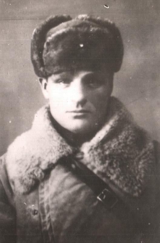 Герой Советского Союза майор Канарчик. Фото: Гугл.