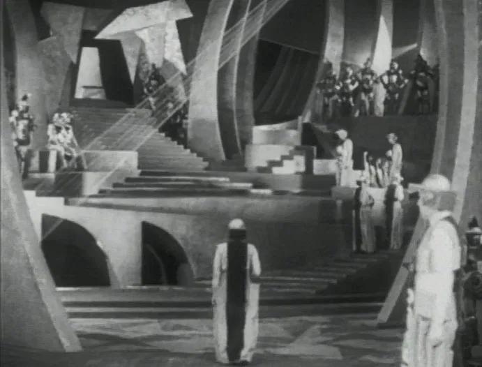 "Кадр из фильма ""Аэлита"". Фото: Гугл."